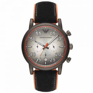 Grey Dial Men's Watch
