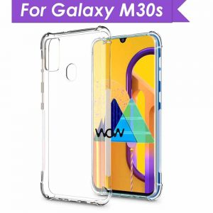 Samsung Galaxy M30s Shockproof Back Cover Case
