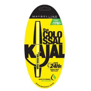 Maybelline Kajal Super Black