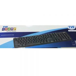 tvs champ keyboard usb